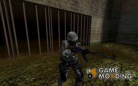 Umbrella corp Black Digital для Counter-Strike Source