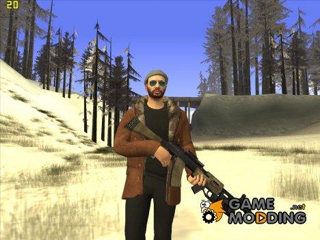 Skin HD GTA Online DLC for GTA San Andreas