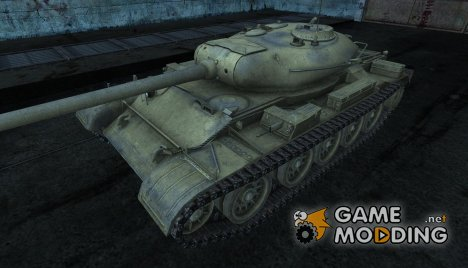 Т-54 Red_Iron for World of Tanks