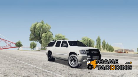 Chevrolet Suburban 4x4 Texas for GTA San Andreas