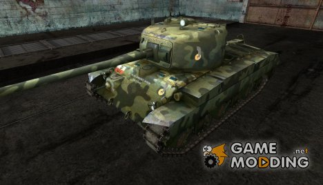 Шкурка для T20 для World of Tanks