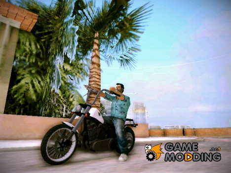 Deamon из GTA IV for GTA Vice City