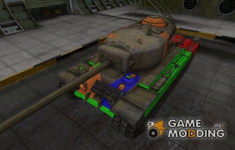 Качественный скин для T30 для World of Tanks
