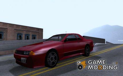 Elegy S13 для GTA San Andreas