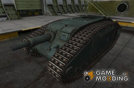 Ремоделинг для танка ARL V39 для World of Tanks