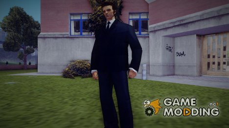 Suit для Клода (Костюм) for GTA 3