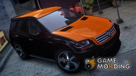 GTA V Serrano for GTA 4