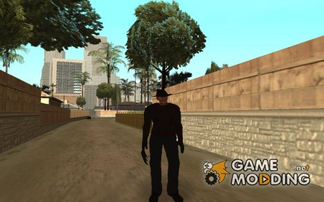 Фредди Крюгер HD for GTA San Andreas
