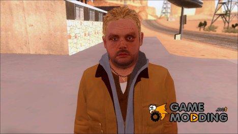 GTA V Brad Snider для GTA San Andreas