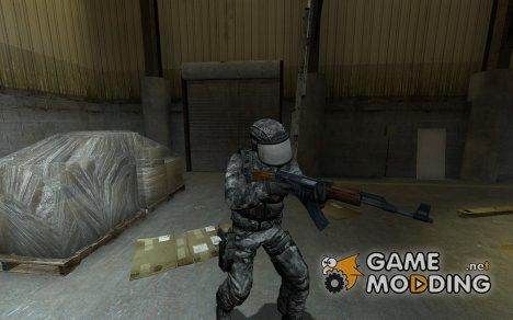 Digital UrbanCamo gign для Counter-Strike Source