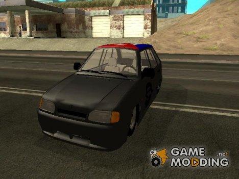 ВАЗ 2114 БПАН for GTA San Andreas