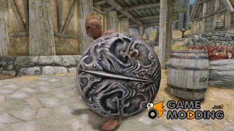 Shield of Ysgramor - Craftable and Enchantable for TES V Skyrim
