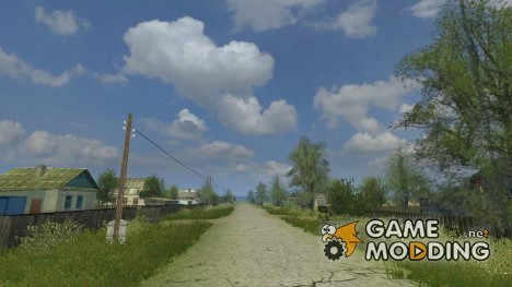 Бухалово v 2.0 for Farming Simulator 2013