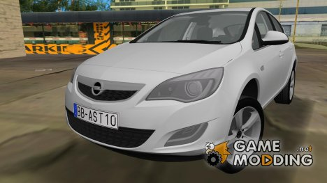 2011 Opel Astra для GTA Vice City