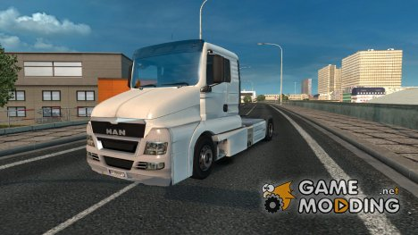 MAN TGX Torpedo v1.33 for Euro Truck Simulator 2