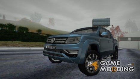 2018 Volkswagen Amarok V6 Aventura for GTA San Andreas