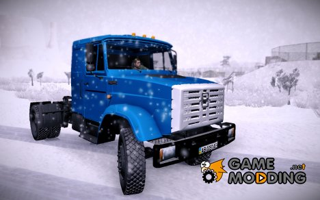 Russian Trucks Pack для GTA San Andreas