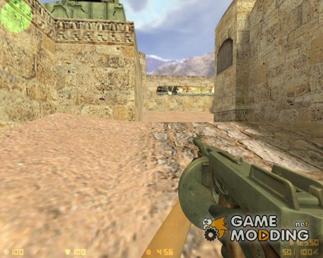Thompson M1928 для Counter-Strike 1.6