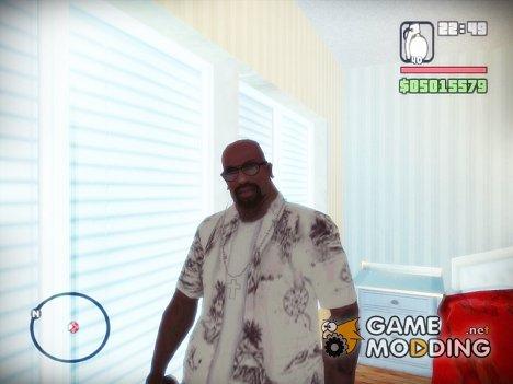 Пройденная сюжетная линия от Crow for GTA San Andreas