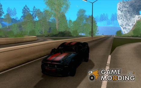 Ford Mustang Death Race для GTA San Andreas