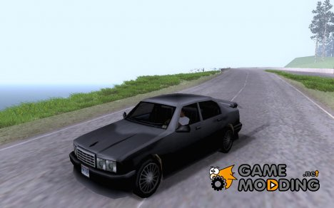 GTA3 Mafia Sentinel v2 для GTA San Andreas