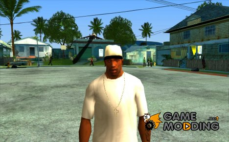 Кепка for GTA San Andreas