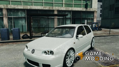 Volkswagen Golf IV R32 for GTA 4