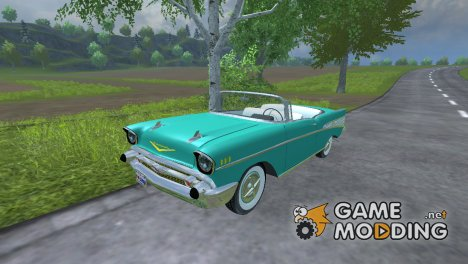 Chevy Bel Air для Farming Simulator 2013