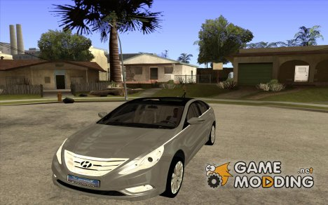 Hyundai Sonata 2011 for GTA San Andreas