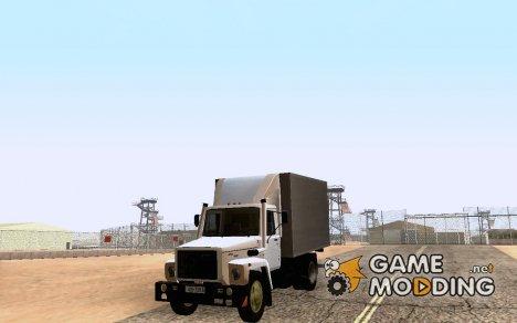 ГАЗ 3309 for GTA San Andreas