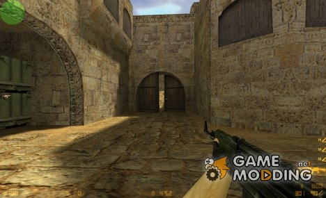 Project: Knight AK Rifle для Counter-Strike 1.6
