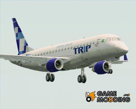 Embraer ERJ-175 TRIP Linhas Aereas (PR-GPN) for GTA San Andreas