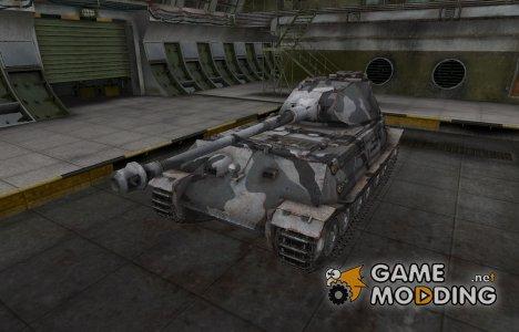 Шкурка для немецкого танка VK 45.02 (P) Ausf. B for World of Tanks