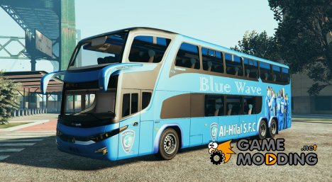 Al-Hilal S.F.C Bus for GTA 5