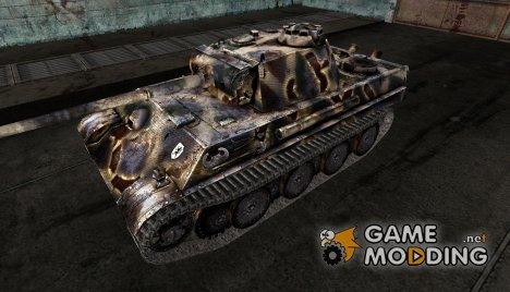 PzKpfw V Panther 11 для World of Tanks