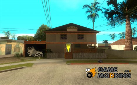 Новый дом Джонсонов for GTA San Andreas