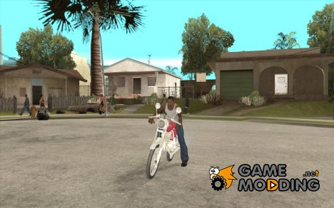 Honda Dream 50 for GTA San Andreas