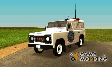 Land Rover Defender 110 Рейнджер для GTA San Andreas
