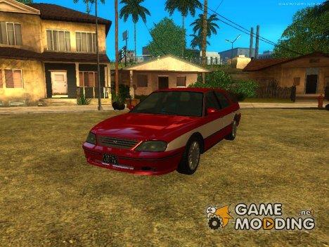 Solair из GTA IV for GTA San Andreas