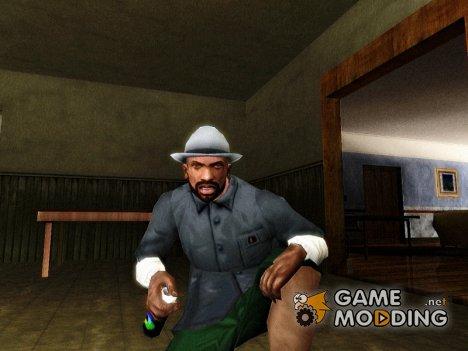 Злой CJ for GTA San Andreas