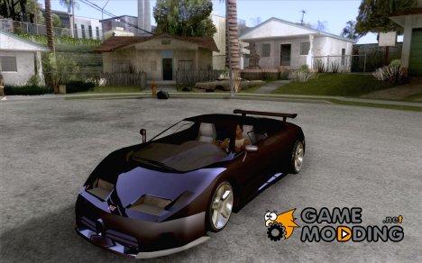 Buggati EB110 for GTA San Andreas