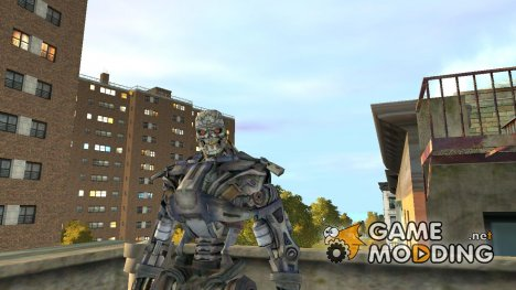 Terminator for GTA 4