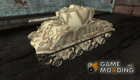 M4A3 Sherman 7 for World of Tanks