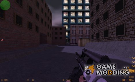 BlackOps Look A Like AUGA1 On -WildBill- Animation для Counter-Strike 1.6