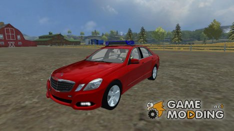Mercedes-Benz 500 для Farming Simulator 2013