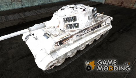 Шкурка для Tiger II для World of Tanks