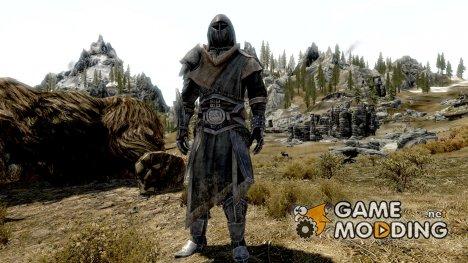 Armure du voyageur eternel_Eternal traveler armor for TES V Skyrim