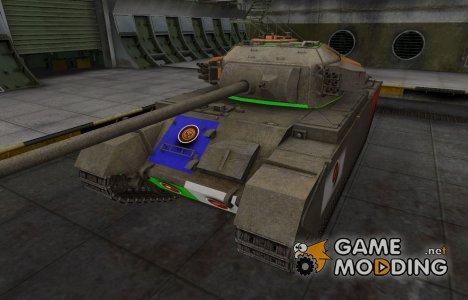 Качественный скин для Centurion Mk. 7/1 для World of Tanks