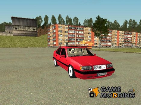 Back in the 90's stye RP для GTA San Andreas
