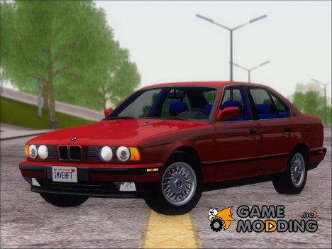 BMW 535i E34 1993 for GTA San Andreas